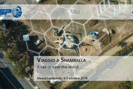 Viaggio a Shamballa: a call to save the world