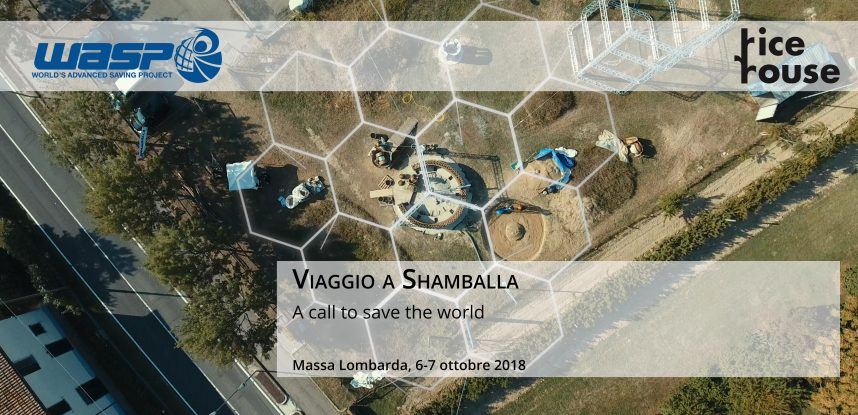 Viaggio a Shamballa: a call to save the world