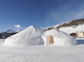 Art in Ice – Architettura di neve