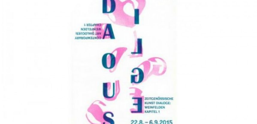 """Il """"Terzo Paradiso"""" di Pistoletto in scena a Weinfelden per i """"Dialoghi di Arte Contemporanea"""""""