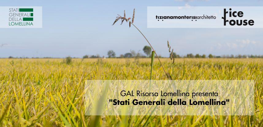"""GAL Risorsa Lomellina presenta """"Stati Generali della Lomellina"""""""