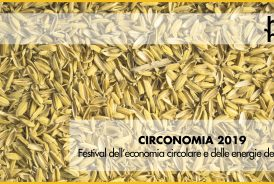 CIRCONOMIA: FESTIVAL DELL'ECONOMIA CIRCOLARE E DELLE ENERGIE DEI TERRITORI