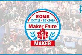 Ricehouse a Maker Faire Rome
