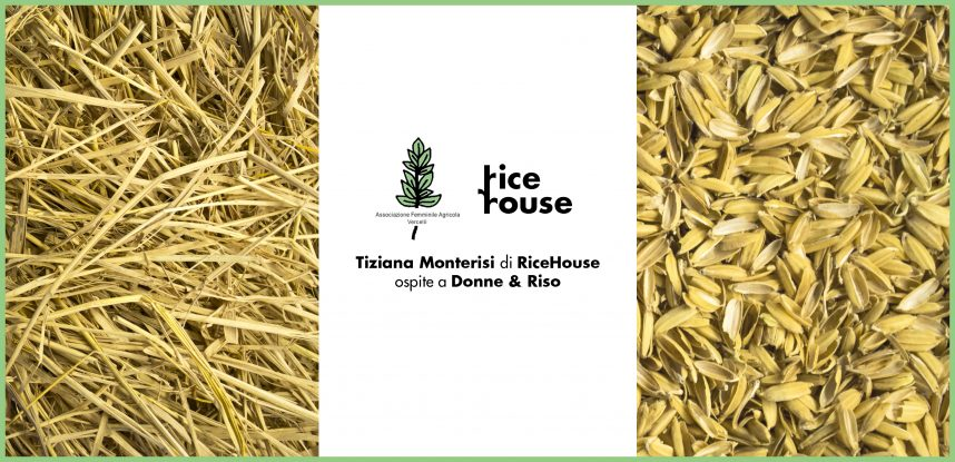 RiceHouse ospite a Donne & Riso