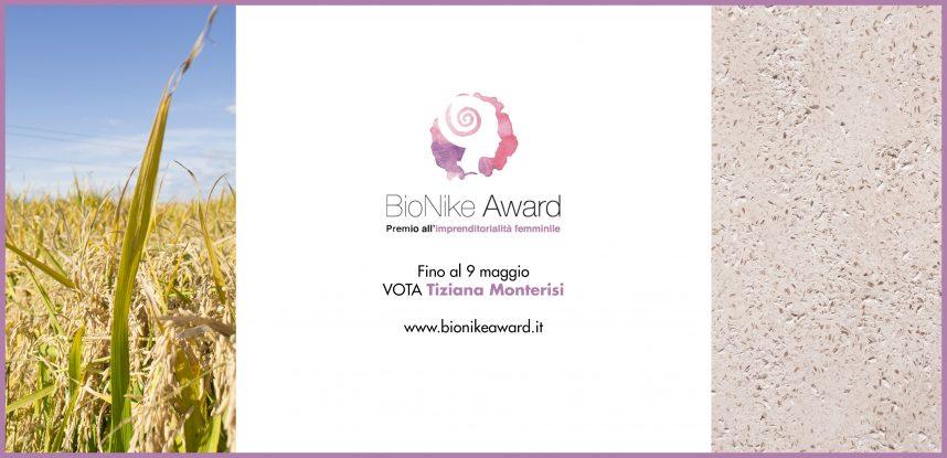 """Tiziana Monterisi, è fra le 10 finaliste di """"BioNike Award 2019"""", premio che celebra l'imprenditoria femminile!"""