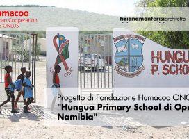 """Progetto di Fondazione Humacoo ONG per la """"Hungua Primary School di Opuwo in Namibia"""""""