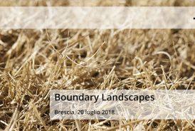 Boundary Landscapes